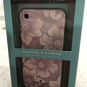 Brand New In Box KATE SPADE Phone Cover